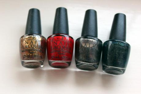 review: opi the bondettes