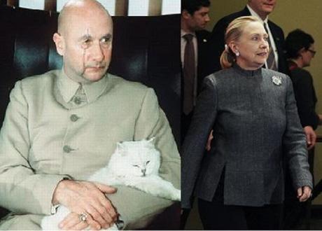 Hillary Blofeld
