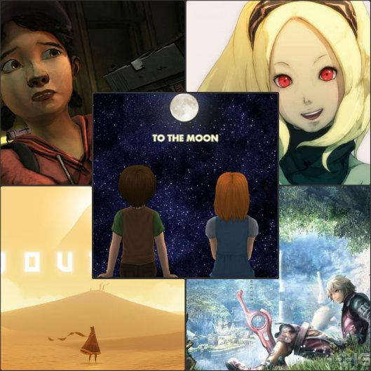 S&S; Perspective: Top 5 Video Game Soundtracks of 2012