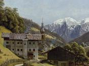 Ramsau—Our Hiking Tour Germany Painting Thomas Fearnley