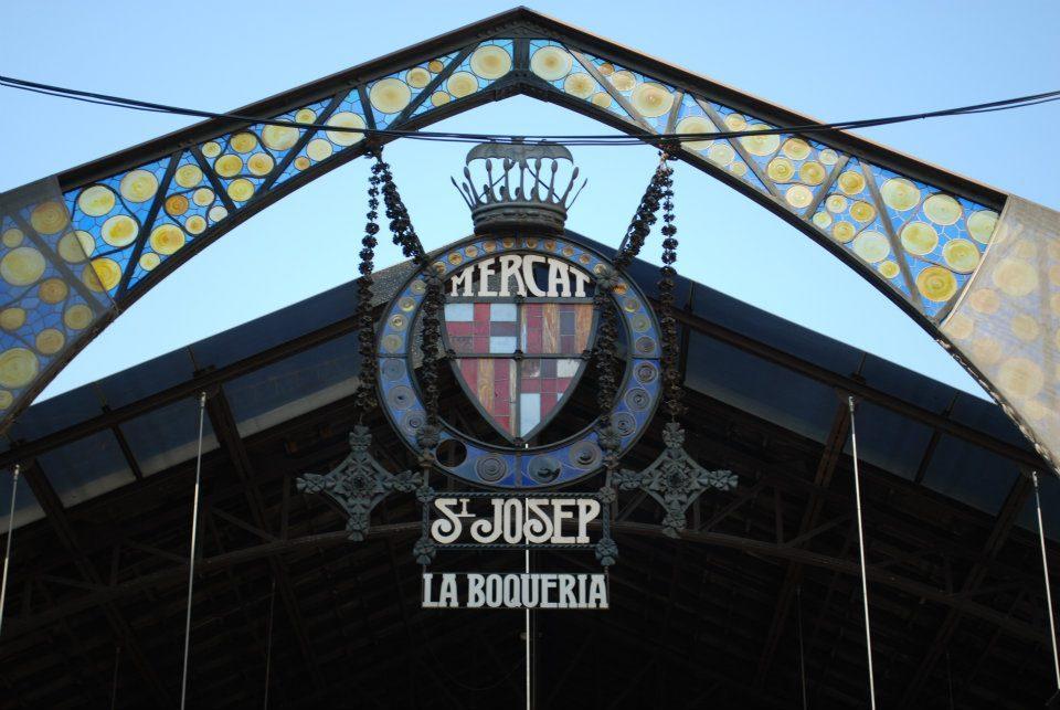 Sensory Overload: La Boqueria Market in Barcelona