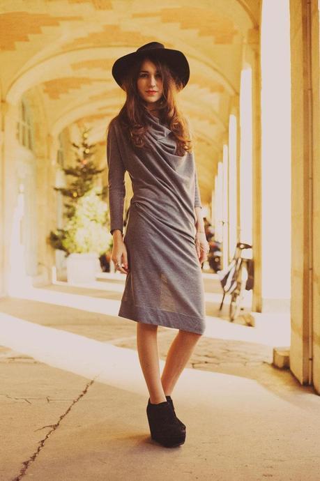 IMG 4864web MY STYLE // DRAPE DRESS