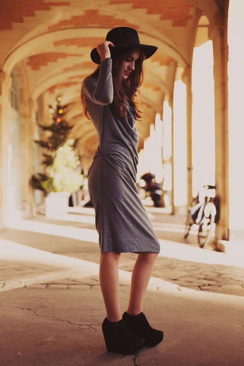 IMG 4869web MY STYLE // DRAPE DRESS