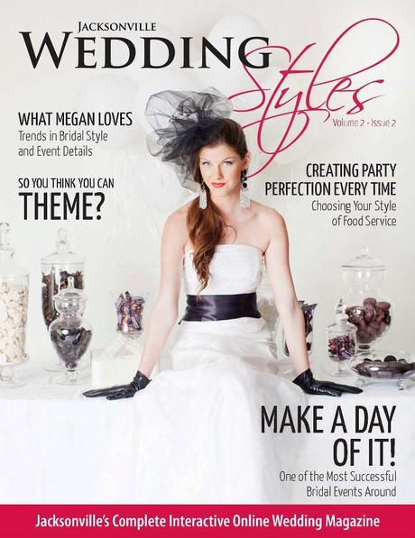 We're featured on a magazine cover!