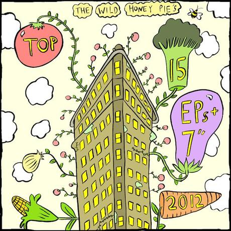 Flatiron copy TOP 15 EPS/7 OF 2012