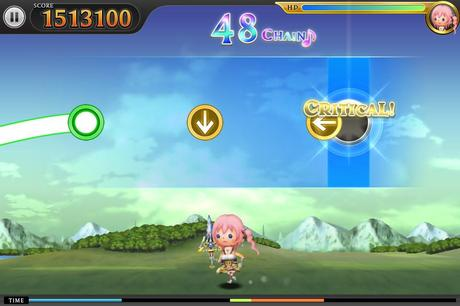 S&S; Mobile Review: Theatrhythm Final Fantasy