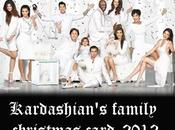 Sensational 2012 Kardashian Family Christmas Card Absolved.