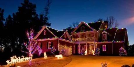 amazing christmas lights house nepa