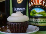 Irish Bomb Cupcakes