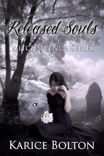 Cover Reveal: Released Souls by Karice Bolton
