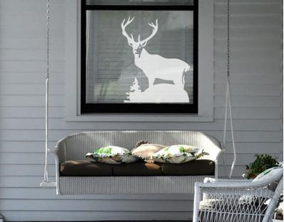 Glass Decor no.UL814 Deer