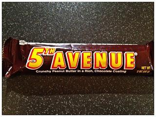 REVIEW! Hershey's 5th Avenue