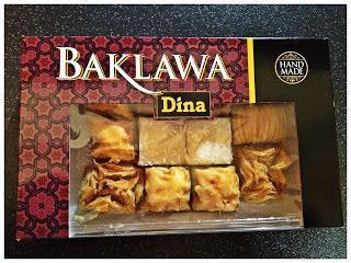REVIEW! Dina Baklawa