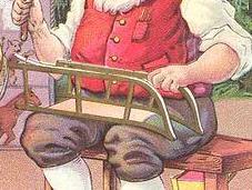 Things While Kids Still Believe Santa.