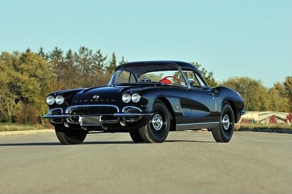 1962 Chevrolet Corvette Big Brake Fuelie Tanker