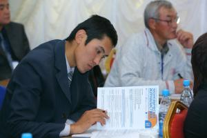 Writing for Economic Freedom in Central Asia