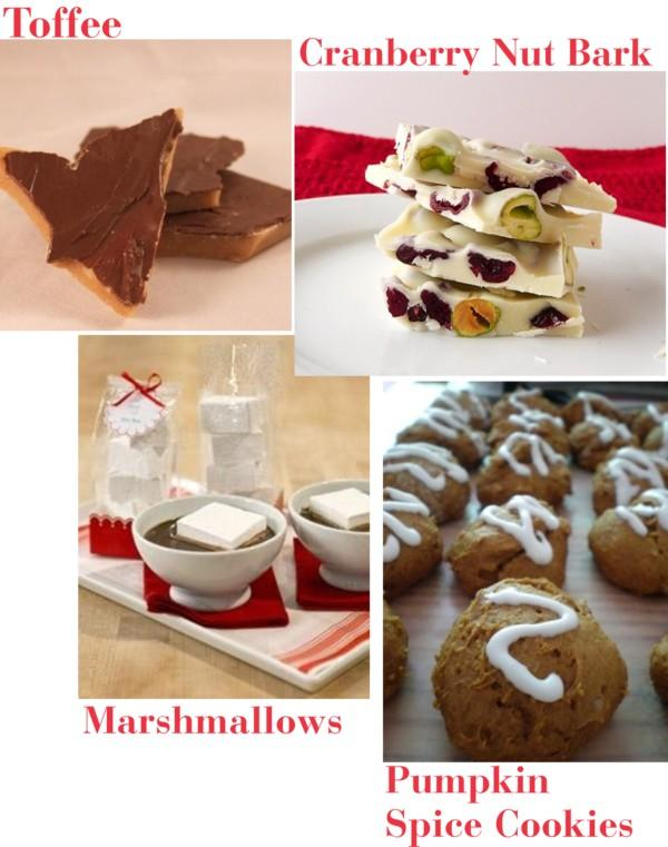 Easy Holiday Goodies