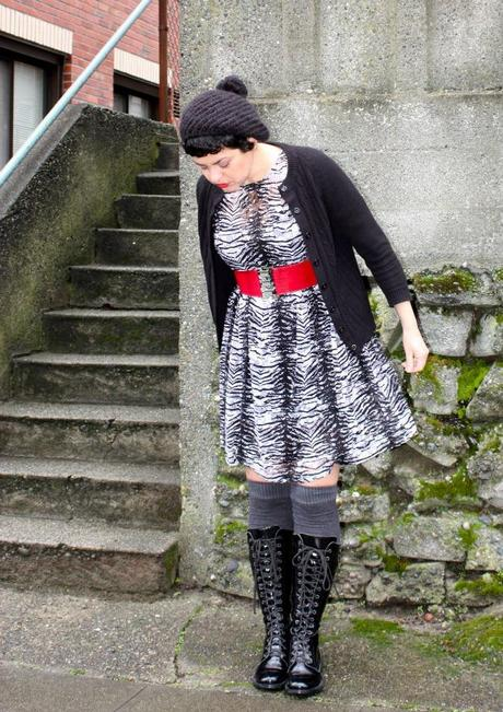 Outfit Post: Tiger, Tiger