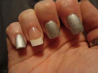 Nail look of the day featuring polish from Nail Art Society