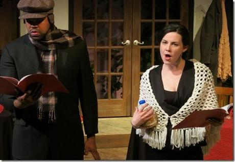 Review: Sherlock Holmes and the Case of the Golden Goose (Raven Theatre)