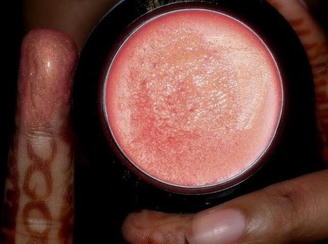 Review And Swatches Nyx Cream Blush In Tickled Paperblog