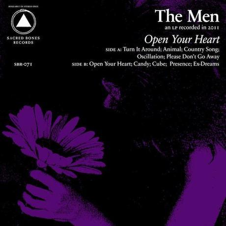 the men open your heart TOP 25 ALBUMS OF 2012