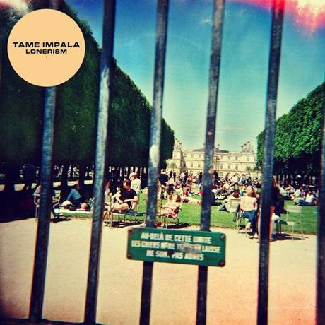 TAME IMPALA TOP 25 ALBUMS OF 2012