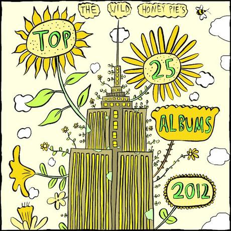 Empire State TOP 25 ALBUMS OF 2012