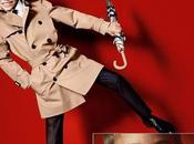 Romeo Beckham Shines Young Burberry Model