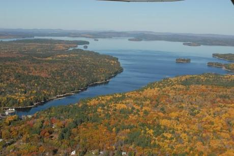 State of Maine buys easement on 21,000 acres in Washington County