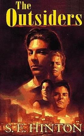 'The Outsiders' by  S.E. Hinton