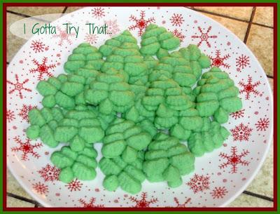 Christmas Tree Cookies Paperblog