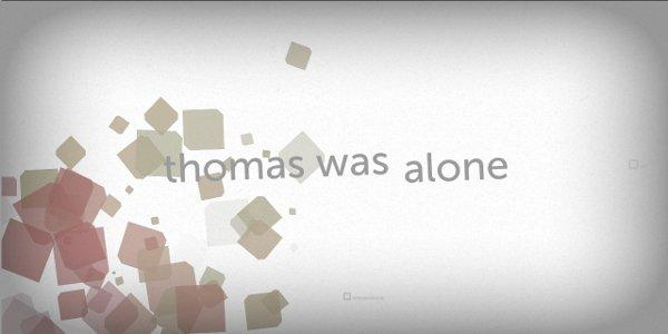 S&S; Indie Review: Thomas Was Alone