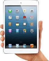 Win An iPad Mini with Wet Wipes!