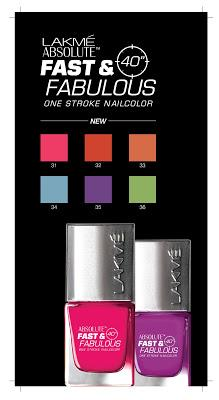 Lakme Launches New Nail Paints, Lipcolor and Lipsticks