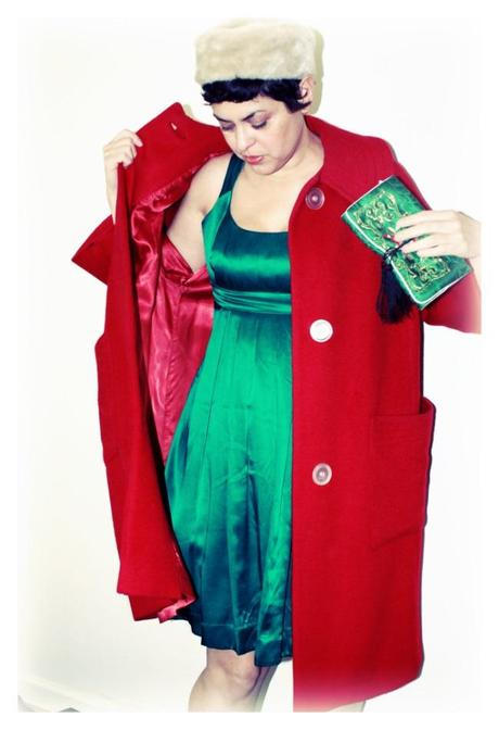 Shop Secondhand First: The Christmas Party Outfit