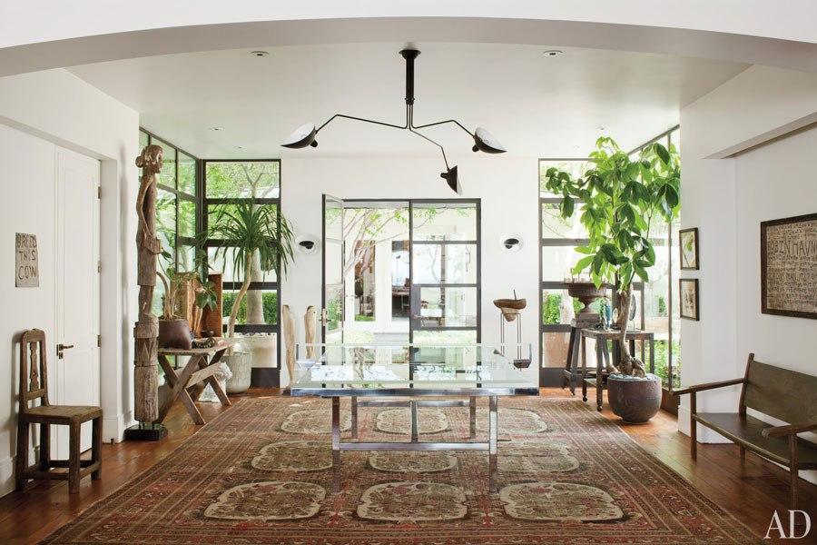 Ellen DeGeneres & Portia Rossi's Home