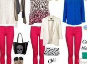 Styling Colored Jeans...ideas