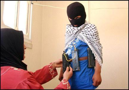 Children and women are also used as suicide bombers
