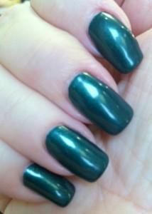 Color Me Monthly brings you Emerald City nail polish