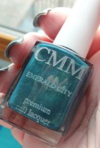 Color Me Monthly Emerald City