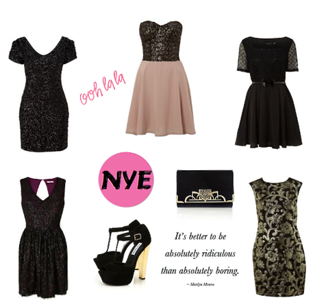 *New Years Outfit Ideas*