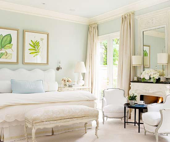 Color Roundup: Using Sky Blue In Interior Design