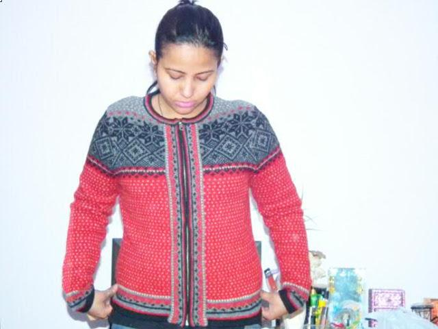 Outfit | My Holiday Sweater