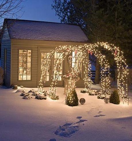 decor christmas1 Twas the Night Before Christmas HomeSpirations