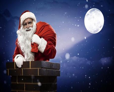 decor christmas5 Twas the Night Before Christmas HomeSpirations