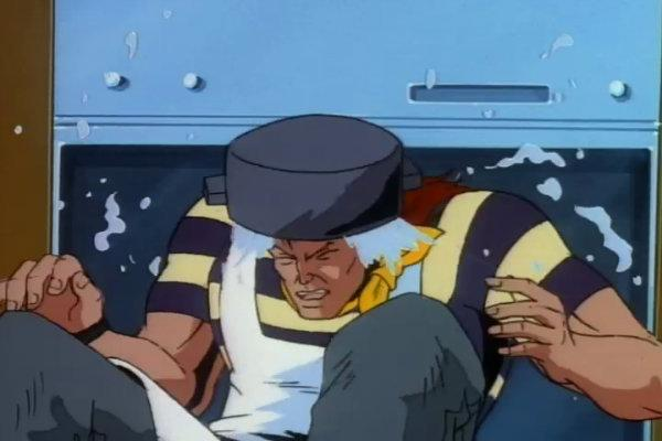 Frame By Frame Review X-Men TAS Have Yourself a Morlock Little X-Mas