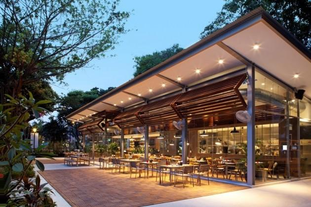 Restaurant Meets Design 120 Caf 233 Melba Australia Paperblog