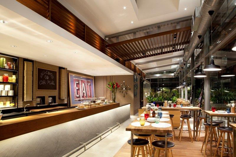 Restaurant Meets Design 120 Café Melba Australia