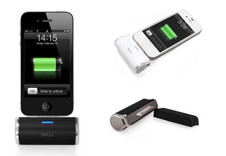 iWalk Link 2500i copy No More Dead Battery With iWALKs Portable Charger